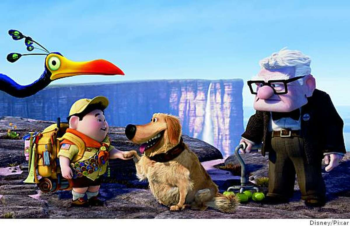 Why Kids Love It: Because it's Pixar, and there's a funny, squirrel-obsessed dog.