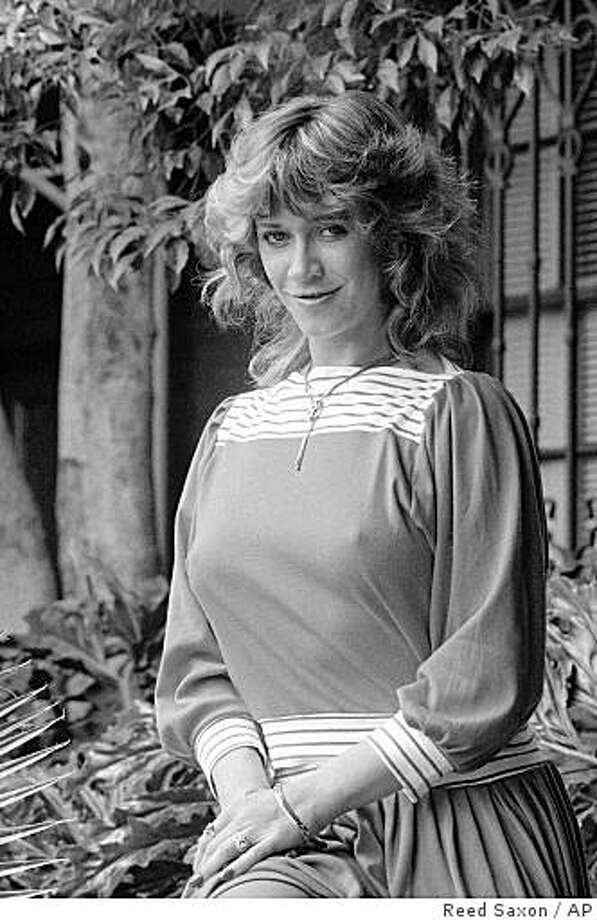 In this April 27, 1983 file photo, adult film star Marilyn Chambers is shown in Los Angeles. Chambers was found dead by her 17-year-old daughter at her home in northern Los Angeles County on Sunday, April 12, 2009, according to her friend Peggy McGinn. She was 56. The cause of death has not been determined. Photo: Reed Saxon, AP