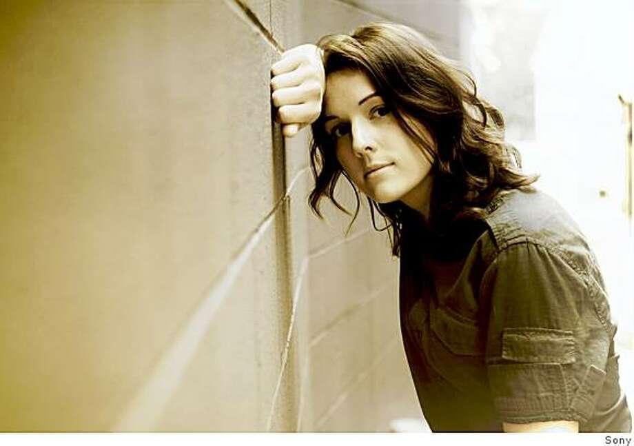 Singer/songwriter Brandi Carlile Photo: Sony