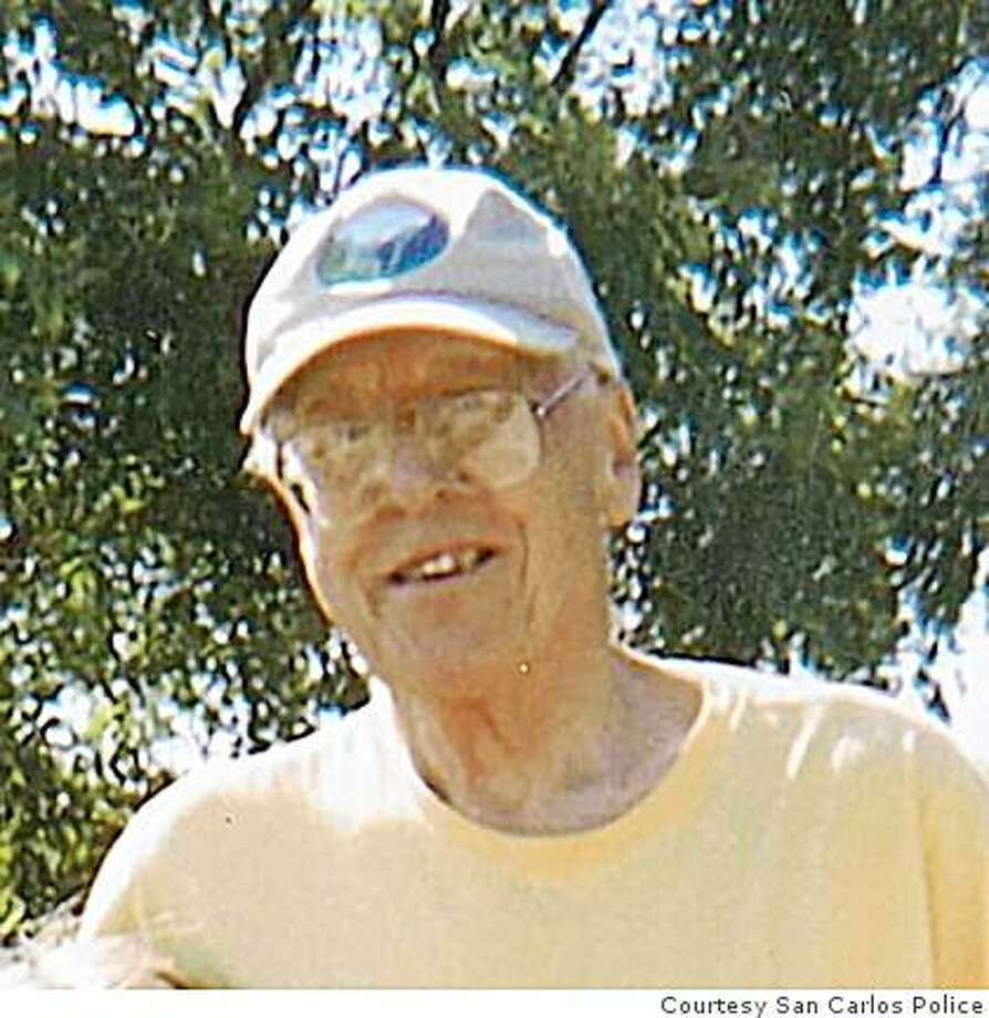 Robert Jeangerard, 75, was last seen on May 18 when he left his San Carlos home around 9 p.m. to go for a walk. He has Alzheimer's, according to San Carlos police. Photo: Courtesy San Carlos Police