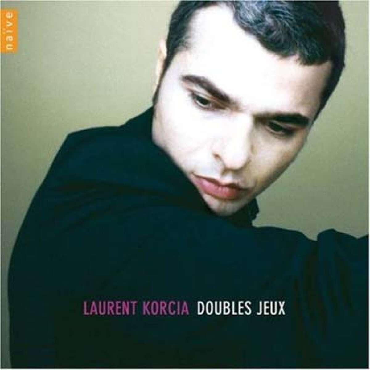 """Laurent Korcia: """"Doubles Jeux"""""""