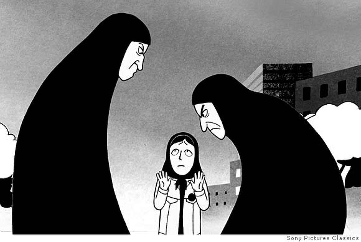 Persepolis Ran on: 01-06-2008 Author Marjane Satrapi is an Iranian immigrant in France who has turned an autobiographical graphic novel into a movie Irans leaders have called Islamophobic.
