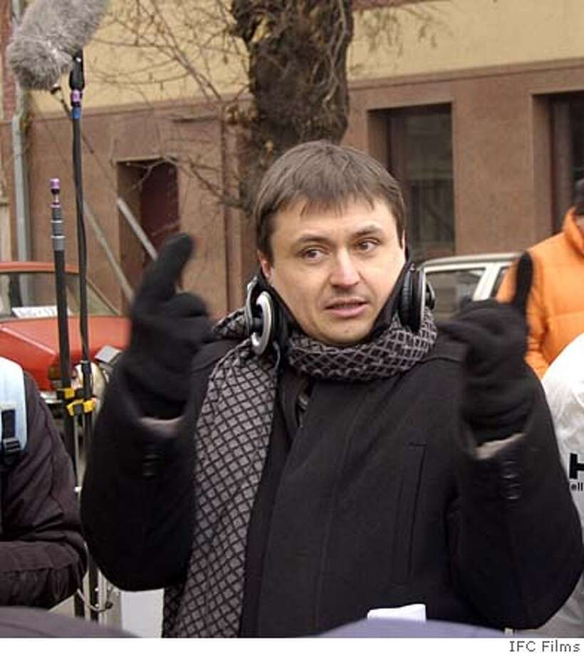 """Cristian Mungiu, director of """"4 Months, 3 Weeks and 2 days""""  A Romanian film about abortion. Photo: IFC Films"""