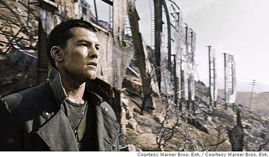 """Marcus Wright, played by Sam Worthington, was the first hybrid human-machine in """"Terminator Salvation."""" Photo: Courtesy Warner Bros. Ent."""