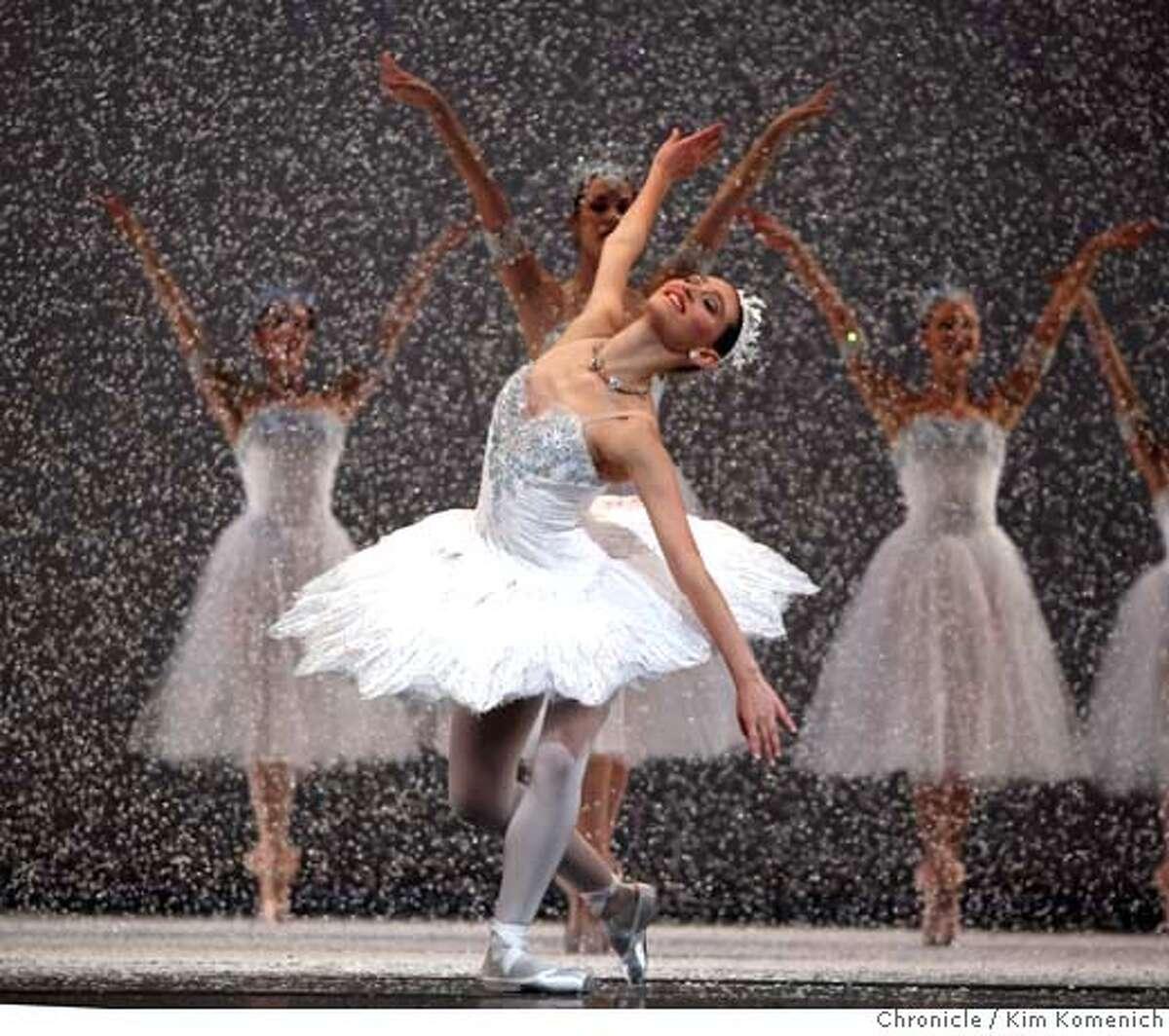 SFNUT_090_KK.JPG Sarah Van Patten is the Queen of the Snow in the San Francsico Ballet's