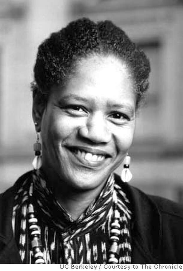 clarkobit_ph.jpg Undated handout image of VeVe Clark, a scholar, author and expert in African and Caribbean literature who helped create the nation's first doctorate program in African diaspora studies at UC Berkeley has died. UC Berkeley / MANDATORY CREDIT FOR PHOTOG AND SAN FRANCISCO CHRONICLE/NO SALES-MAGS OUT Photo: UC Berkeley