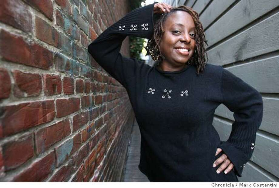 Portrait of Bay Area R&B singer Ledisi. Mark Costantini / The Chronicle Photo taken on 10/27/07, in Berkeley, CA, USA Photo: Mark Costantini