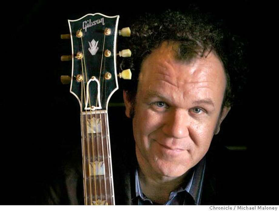 "John C. Reilly, star of ""Walk Hard"", has also appeared in ""Talladega Nights"" with Will Ferrell and numerous other more serious roles. He also performed his own vocals on ""Walk Hard,"" and embarked on a tour of several major US cities performing in character as Dewey Cox in the ""Cox Across America 2007 Tour.""  Reilly was photographed at the Great American Music Hall where he and his band will be performing later in the evening, 12-10-2007.  Photo by Michael Maloney / San Francisco Chronicle  ***John C. Reilly Photo: Michael Maloney"