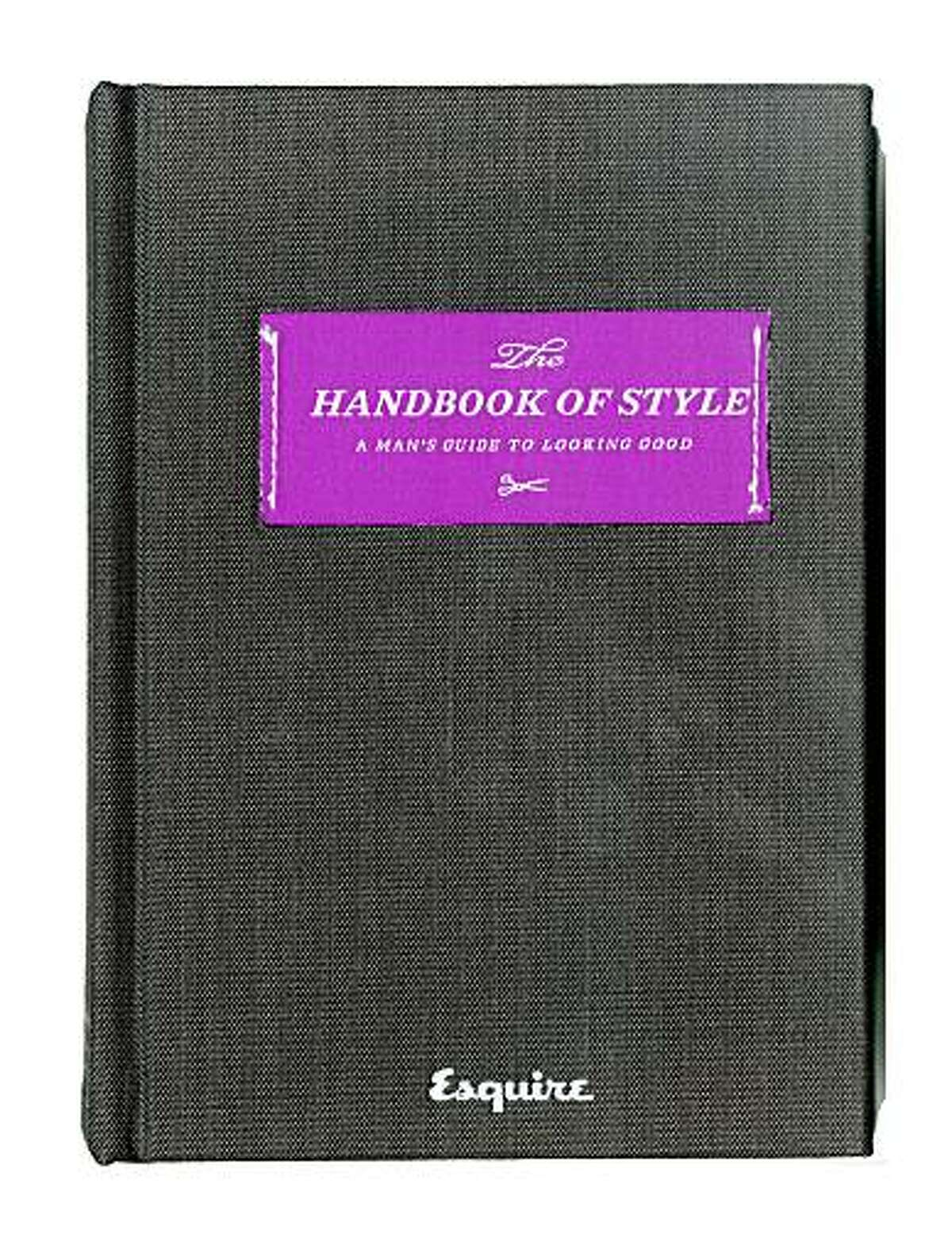 Book jacket of Handbook of Style
