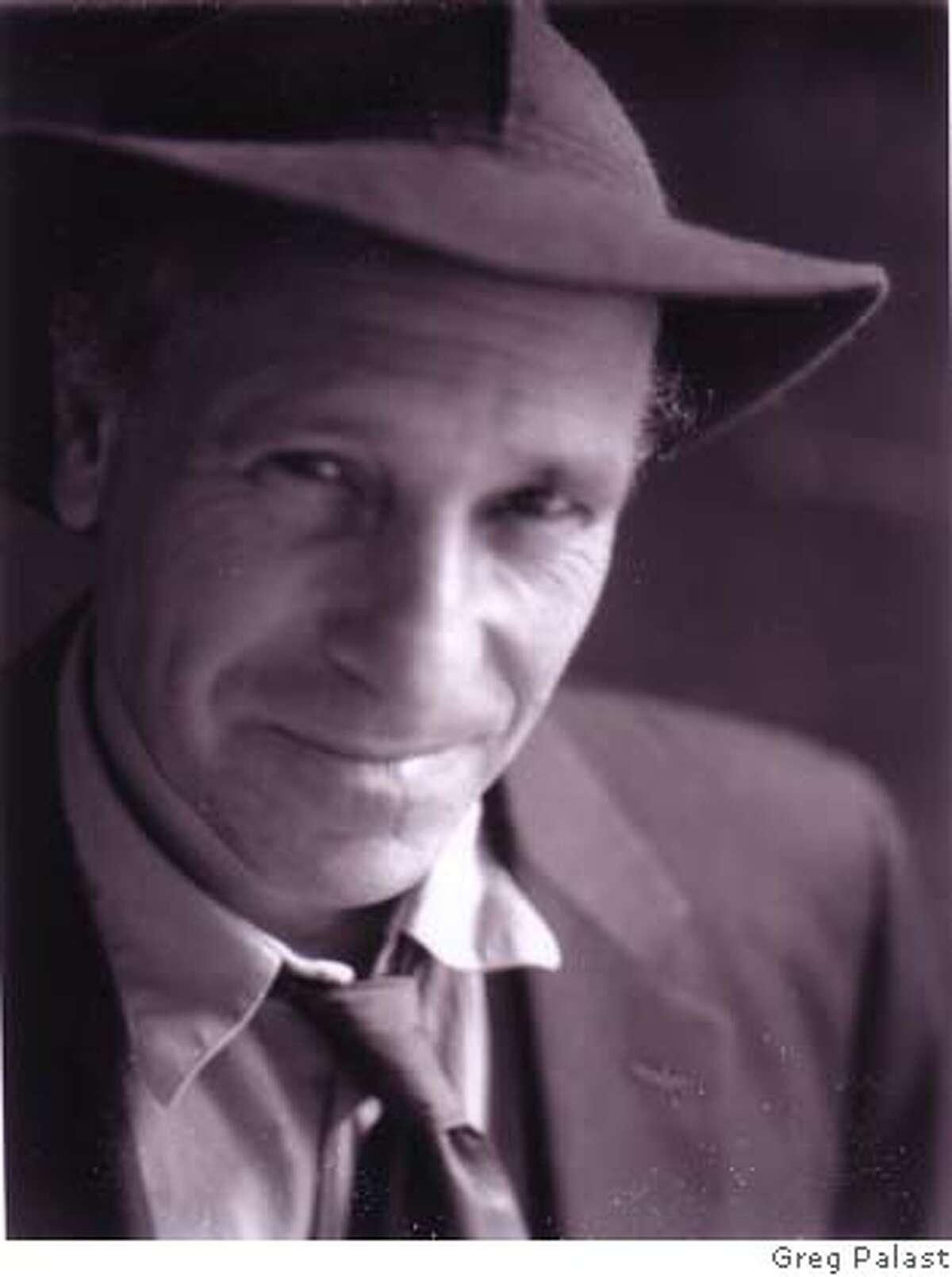 Greg Palast courtesy of Greg Palast