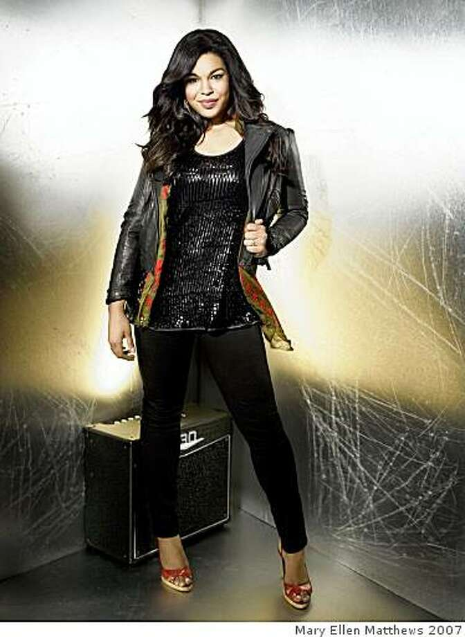 Jordin Sparks Photo: Mary Ellen Matthews 2007