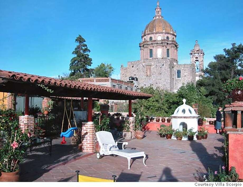 San Migeul De Allende S Artful Appeal And A Birthday Fit For A Queen