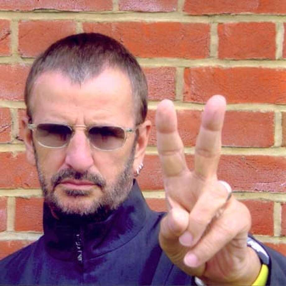 THIS IS A IMAGE. PLEASE VERIFY RIGHTS. POPQUIZ30D-C-14MAR03-PK-HO  Ringo Starr PHOTO/VERIFY RIGHTS AND USEAGE Photo: HANDOUT
