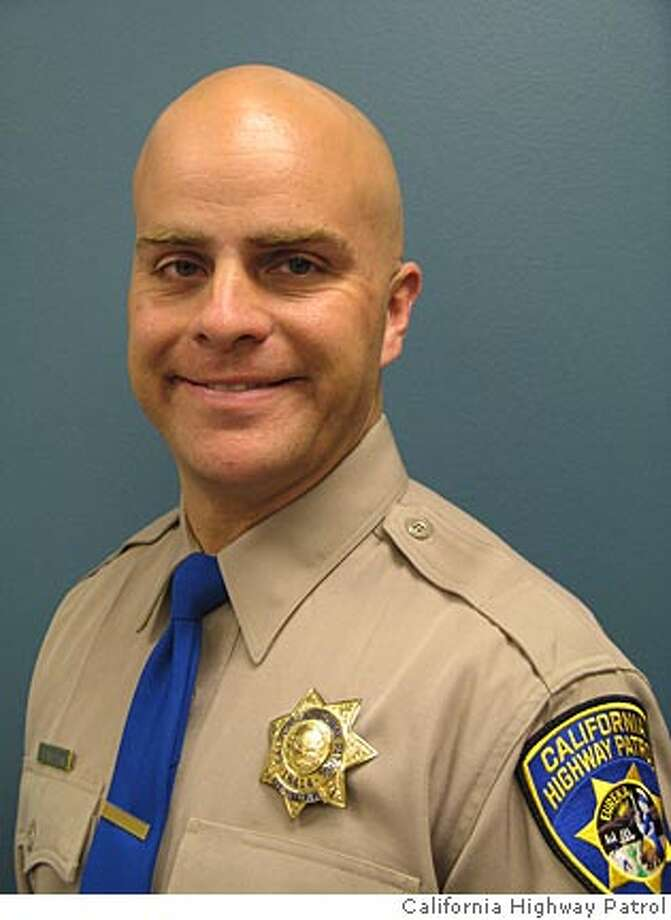 Officer John Miller, killed in crash in Livermore. Photo courtesy of California Highway Patrol