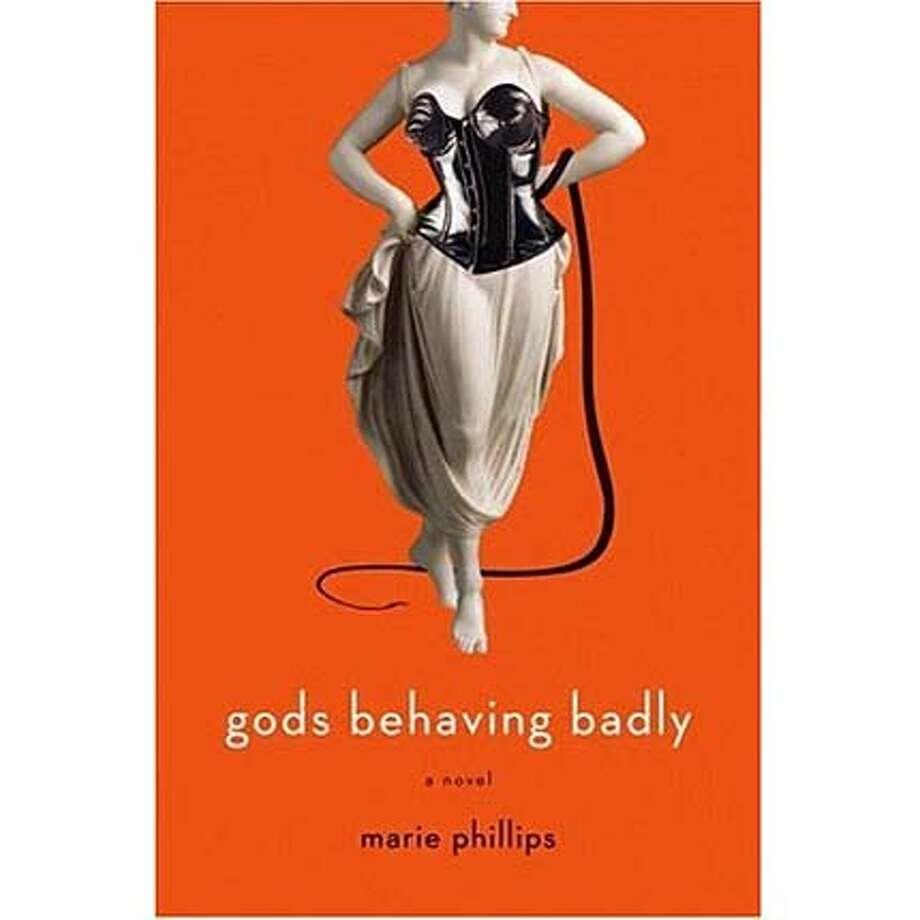cover f Gods Behaving badly Photo: Ho