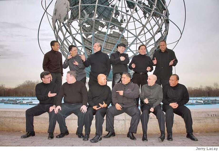 Spanish Harlem Orchestra Photo: Jerry Lacay
