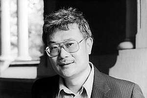 This photo released by Pantheon Books shows author Ha Jin.(AP Photo/Pantheon Books)  Ran on: 11-14-2007  Award-winning author Ha Jin says he wanted his first book that wasn't about China to be a real American novel.  Ran on: 11-14-2007  Award-winning author Ha Jin says he wanted his first book that wasn't about China to be a real American novel.