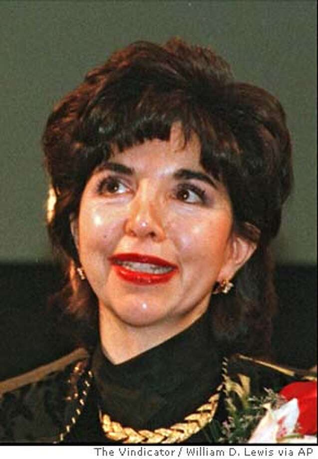 FILE--Marie Denise DeBartolo York, sister of San Francisco 49ers owner Edward J. DeBartolo Jr., is seen in a file photo taken Nov. 21, 1997, at Southern Park Mall in Boardman, Ohio. Edward DeBartolo Jr., stepped down as owner of the 49ers Tuesday, Dec. 2, 1997, after two Louisiana newspapers reported he would be indicted for gambling fraud. DeBartolo said that pending the outcome of the investigation, his sister, who once served as the Pittsburgh Penguins' president, will take over as chairman of the 49ers. (AP Photo/The Vindicator,William D. Lewis) ALSO RAN: 1/26/98., 07/23/98. 09/09/98, 9/18/98, 01/30/1999, 2/25/99, 3/5/99 03/19/1999, 4/9/99 CAT Photo: WILLIAM D. LEWIS