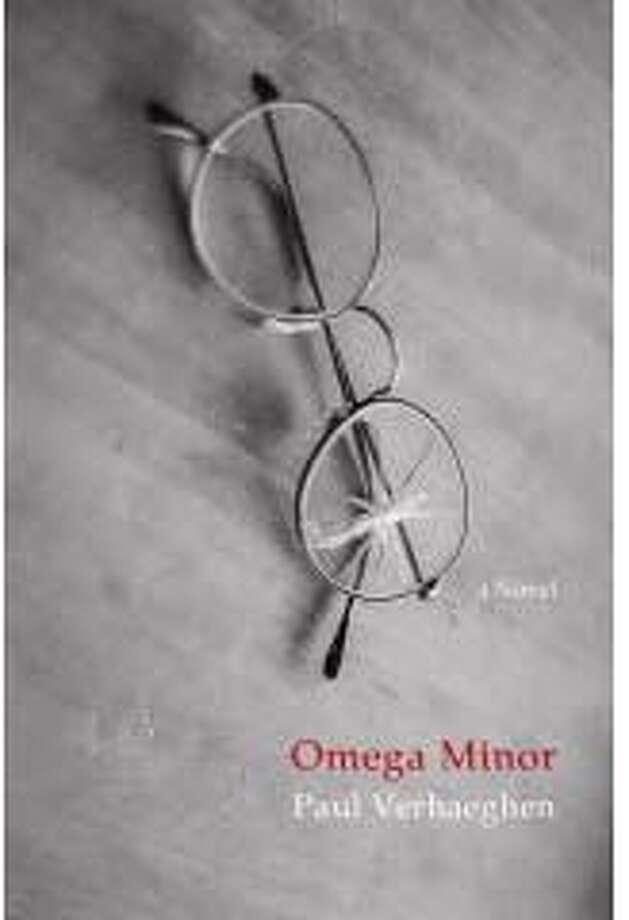 Omega Minor - Paul Verhaeghen Photo: Ho