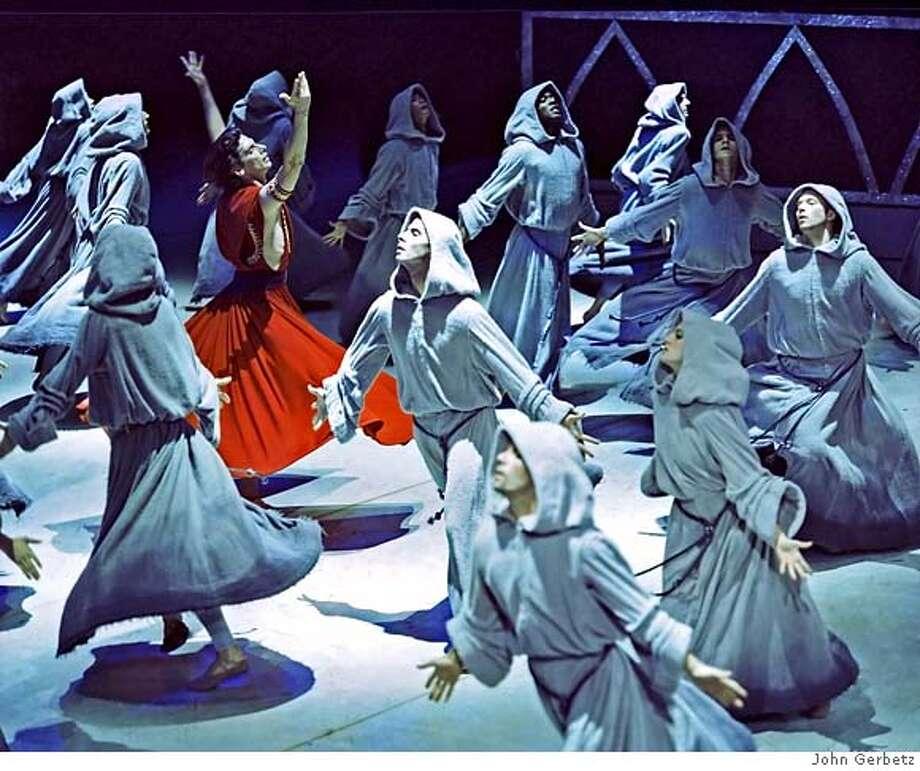 Review: Ballet San Jose's 'Burana' bores, but 'Summerscape