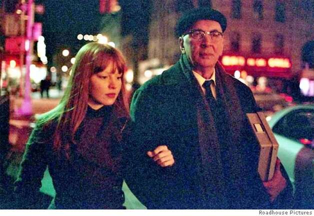 Starting Out in the Evening starring Frank Langella and Lauren Ambrose. Photo: Roadhouse Pictures