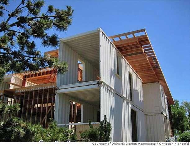 Innovative Architects Turn Used Shipping À�海外インテリア】海外の
