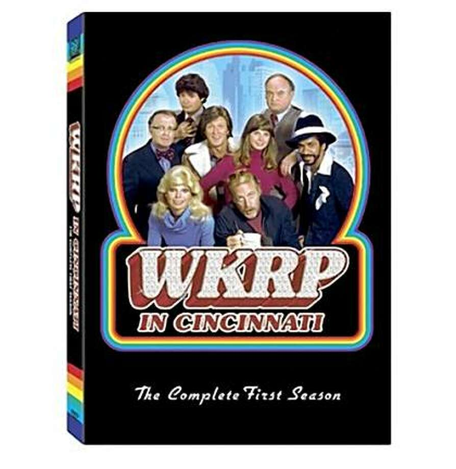WKRP is back on the air in Cincinnati ? but this time it's for real.