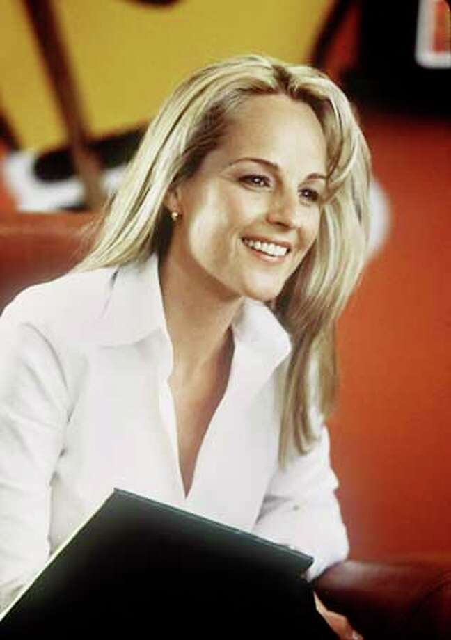 "Helen Hunt in ""What Women Want."" Publicity photo / CHRONICLE"