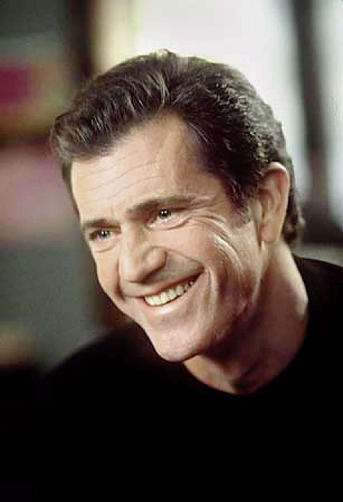 Mel Gibson in