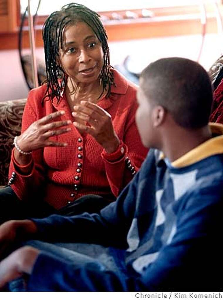 parents mistakes made me succeed sfgate jpg author alice walker talks michael tubbs a high school senior from