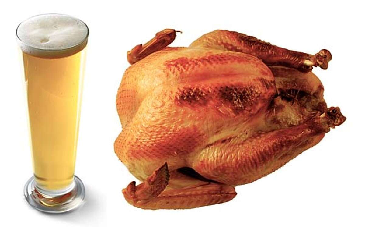BeerAndTurkey.org, a new Web site by the Brewers Association, wants you to pass on the wine this Turkey Day and pop open a craft beer instead.