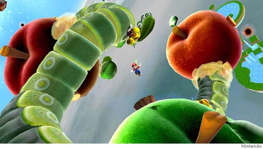 Super Mario Galaxy Photo: Nintendo