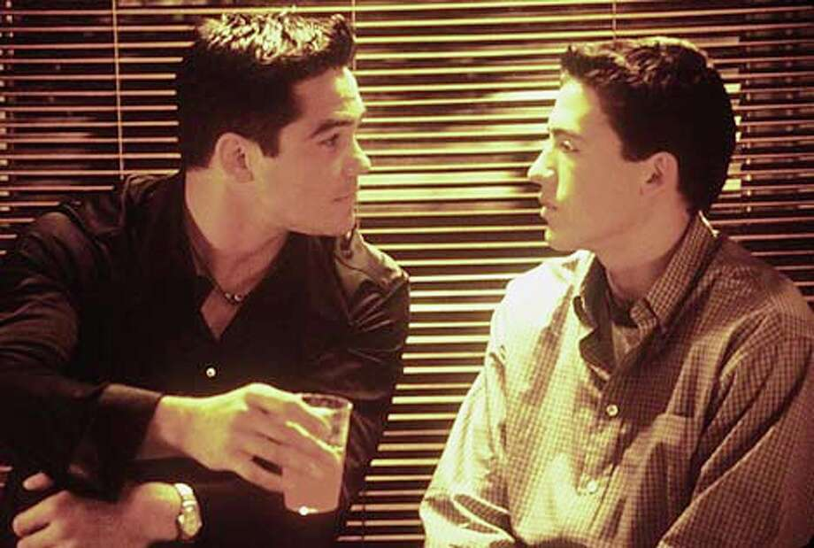 "Dean Cain and Andrew Keegan play friends in  ""The Broken Hearts Club -- A Romantic Comedy.''"