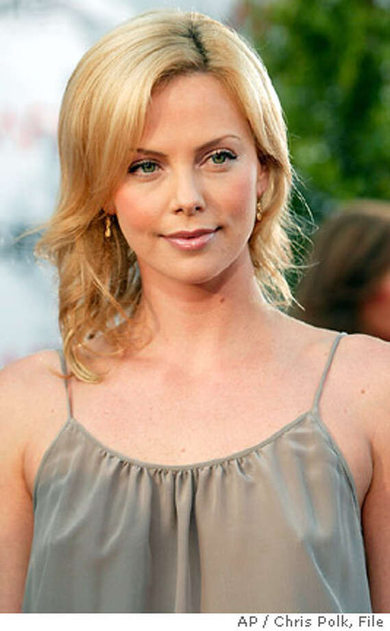 Charlize's nudity clause; Jackson attacks VH1 film; Eminem and Dre tossed  from the Ritz - SFGate