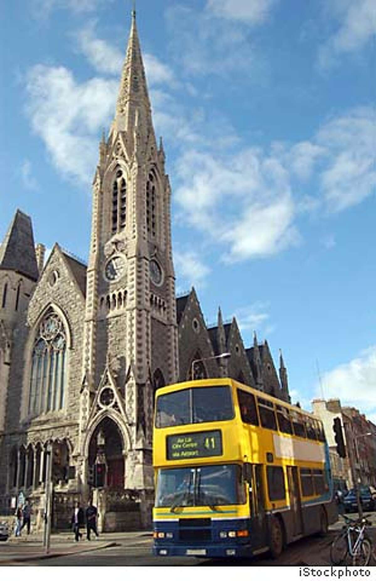 The city's traditions live on at Christ Church Cathedral. Photo courtesy of iStockphoto