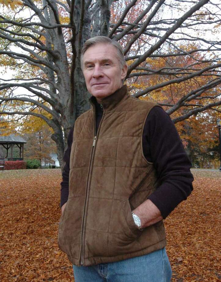Paul Bucha, of Ridgefield, photographed Wednesday, Nov. 4, 2009. Photo: Chris Ware / The News-Times