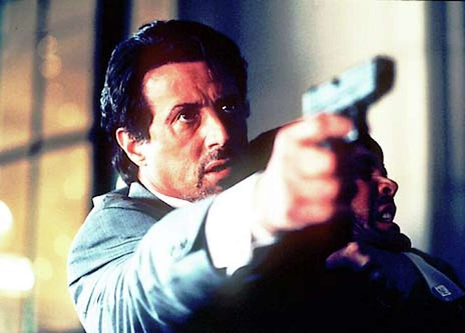 Sylvester Stallone plays a Las Vegas debt enforcer investigating his brother's death in ``Get Carter.''  Publicity Photo / CHRONICLE