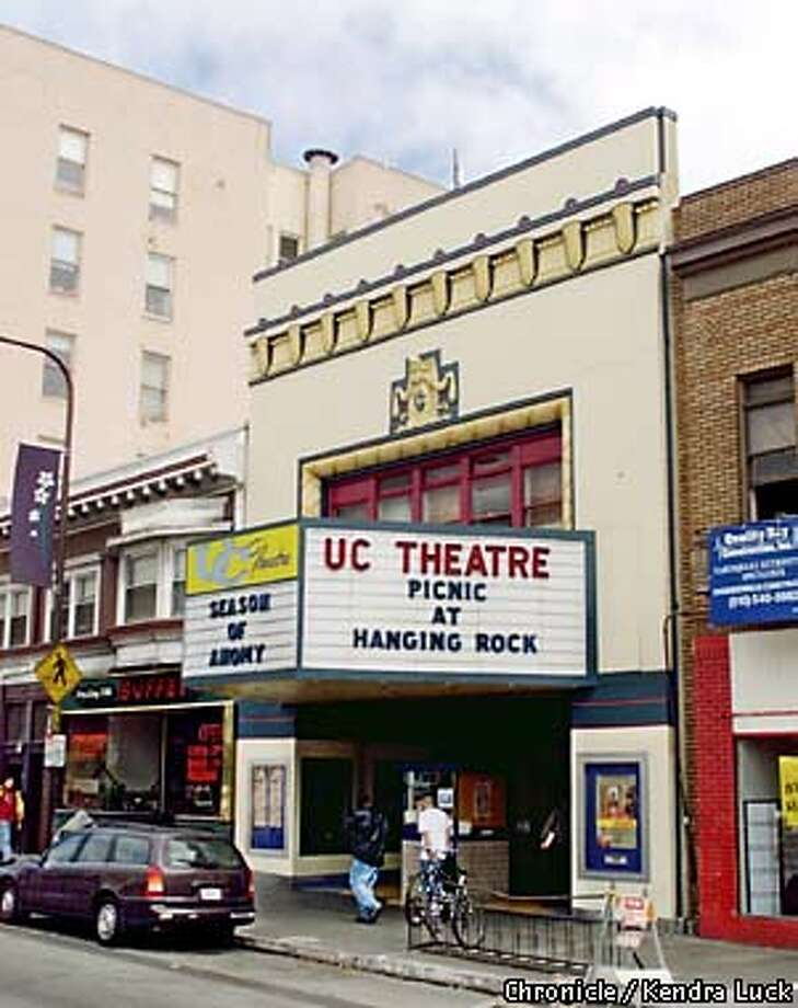 The historic theater has shown a mix of movies, including fringe films like ``The Rocky Horror Picture Show,'' which played every Saturday night for 22 years. Chronicle photo by Kendra Luck