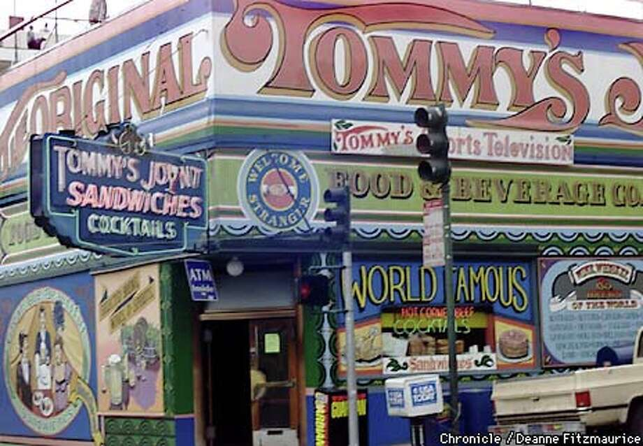 46cb6d60fad67f Only Got a 10-Spot  Tommy s Joynt Is the Spot For You - SFGate