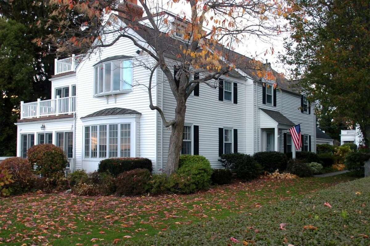 Former U.S. Rep Christopher Shays has sold his Beacon Street home in Bridgeport, Conn. for $1.55 million.