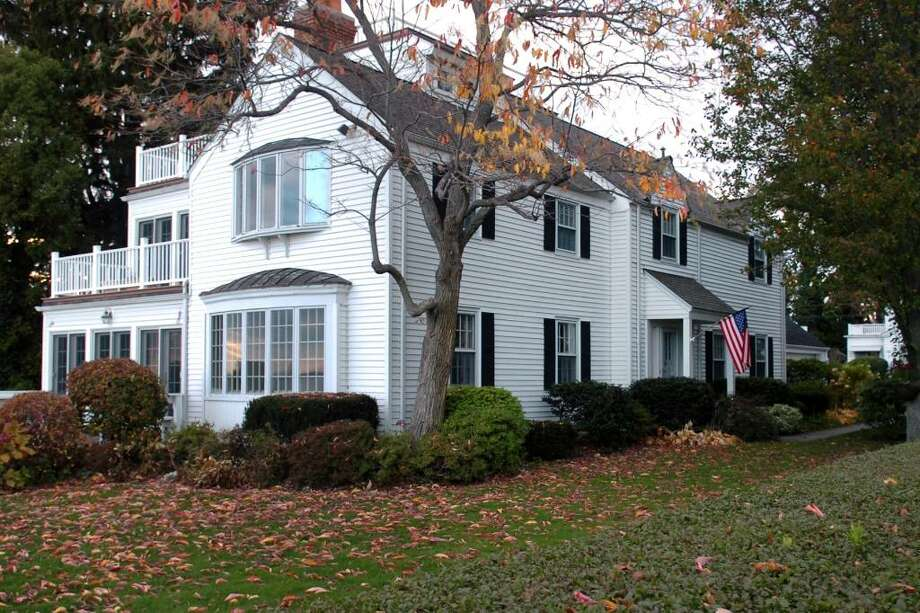 Former U.S. Rep Christopher Shays has sold his Beacon Street home in Bridgeport, Conn. for $1.55 million. Photo: Ned Gerard / Connecticut Post