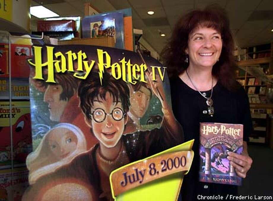 Harry casts his spell parties sleepovers readings to greet top martha jackson of book passage in corte madera was ready for the flood of harry potter m4hsunfo