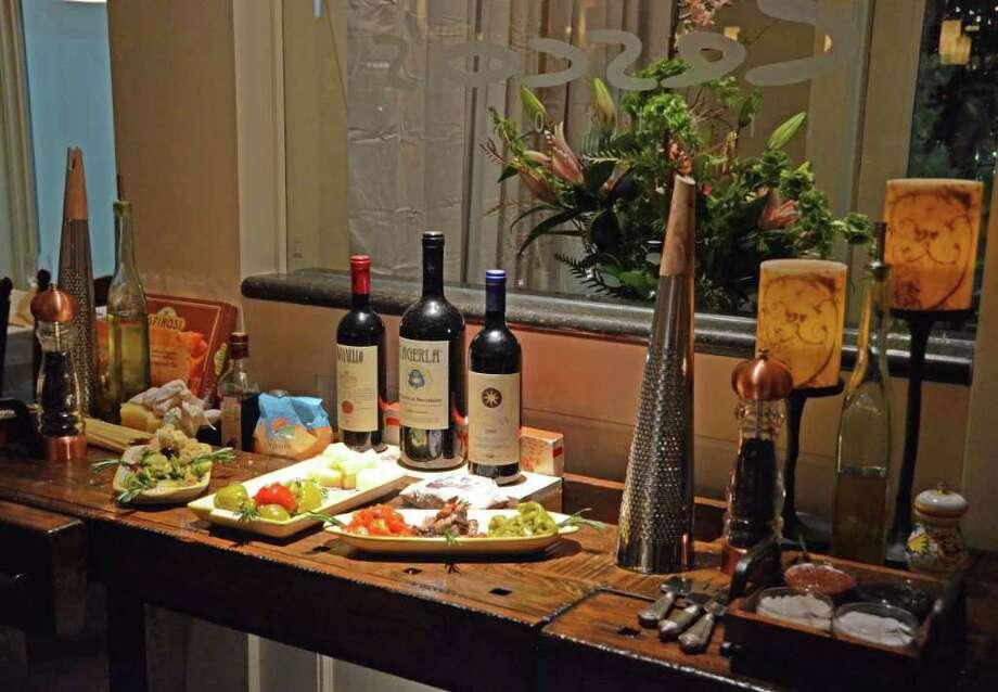 Cesco's celebrates Darien Restaurant Week this week. Photo: Jeanna Petersen Shepard