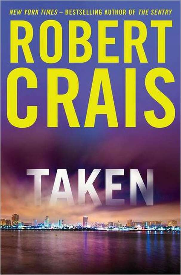 Book cover image for Taken, by Robert Crais. Photo: Xx
