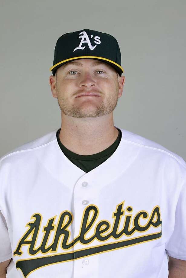 This is a 2011 photo of Bobby Cramer of the Oakland Athletics baseball team.  This image reflects the Oakland Athletics active roster as of  Thursday, Feb. 24, 2011 when this image was taken. Photo: Marcio Jose Sanchez, AP