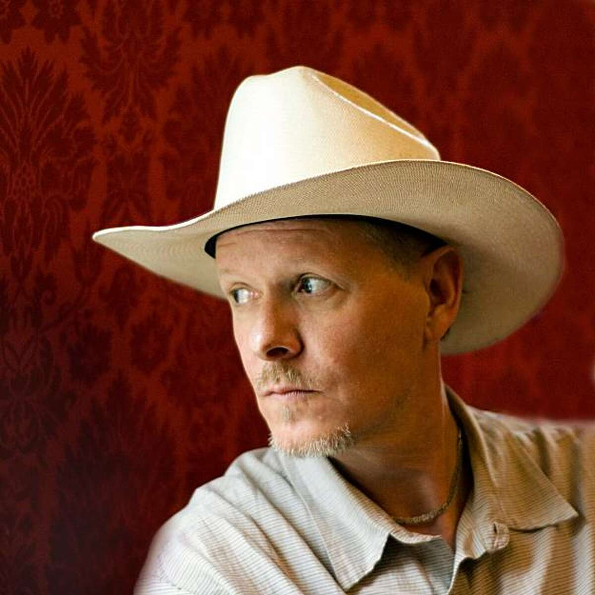 Michael Gira of the Swans.
