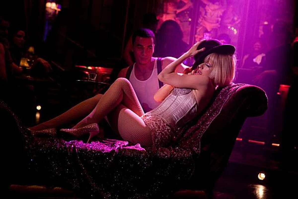 Christina Aguilera stars in Screen Gems' BURLESQUE.