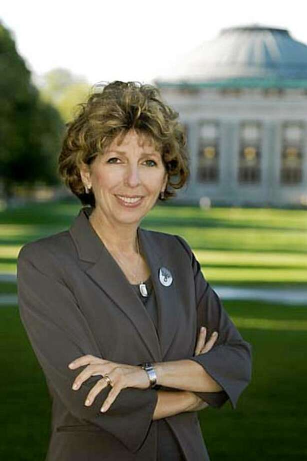 Linda Katehi Ð an accomplished professor of electrical and computer engineering and veteran of large public research institutions who serves as provost of the University of Illinois at Urbana-Champaign has been hired to become chancellor of UC Davis. Katehi would replace Larry Vanderhoef, who will have served 15 years as UC Davis chancellor when he steps down this summer. Photo: University Of California