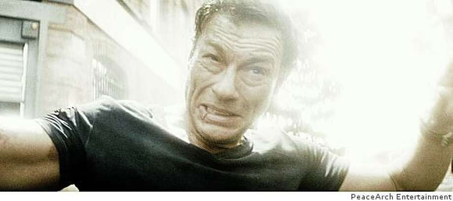 """JCVD,"" an action-packed, comedic satire of the life of movie hero Jean-Claude Van Damme. Photo: PeaceArch Entertainment"