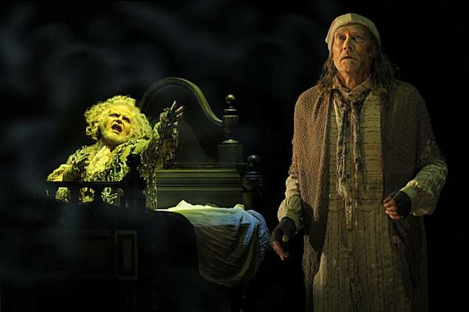 three ghost who visit scrooge A summary of stave one: marley's ghost in charles dickens he says that scrooge will be visited by three spirits over the next three nights--the first two.
